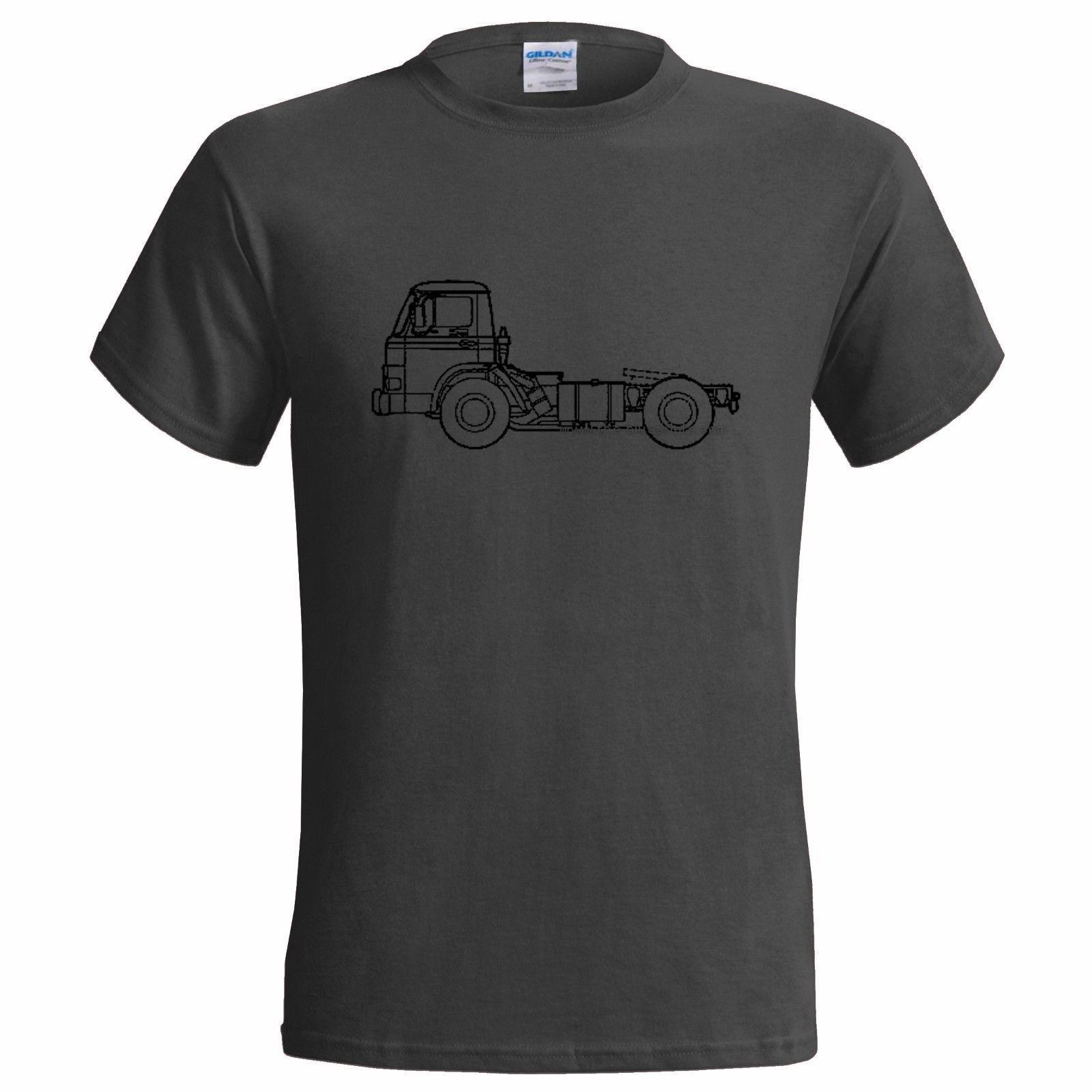 Мужчины T рубашка 100% хлопок печати Рубашки ED серии ТРАКТОР MENS T SHIRT НАСТОЯЩЕЕ ФАРМ FARMING ФЕРМЕР TRUCK Tee Shirt