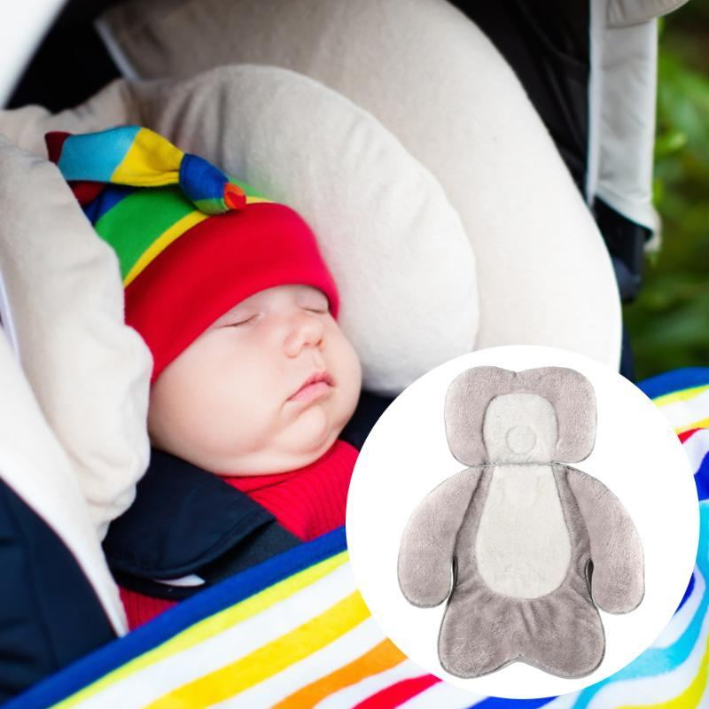 Baby Stroller Seat Pad Cotton Baby Sleeping Pad Mat Infant Child Cart Mattress Mat Kids Carriage Pram Liner Trolley Accessories