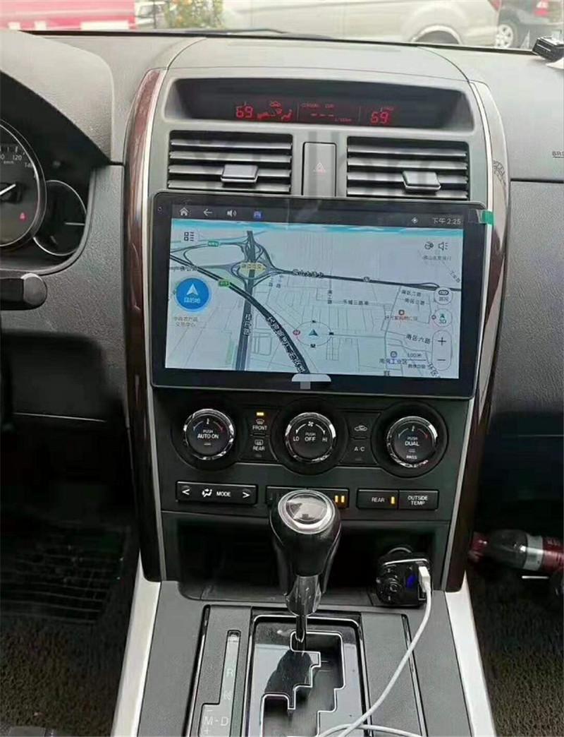 android car radio for MAZDA cx9 CX-9 2006 2007 2008 2009 2010 2011-2015 car dvd radio carplay multimedia player bluetooth gps navigation IPS