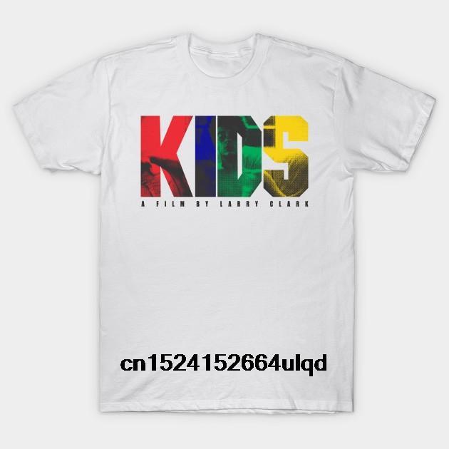 100% хлопок O-образный вырез на заказ печатного Tshirt Мужчина майк KIDS 1995 - 90s Фильмы Женщины T-Shirt