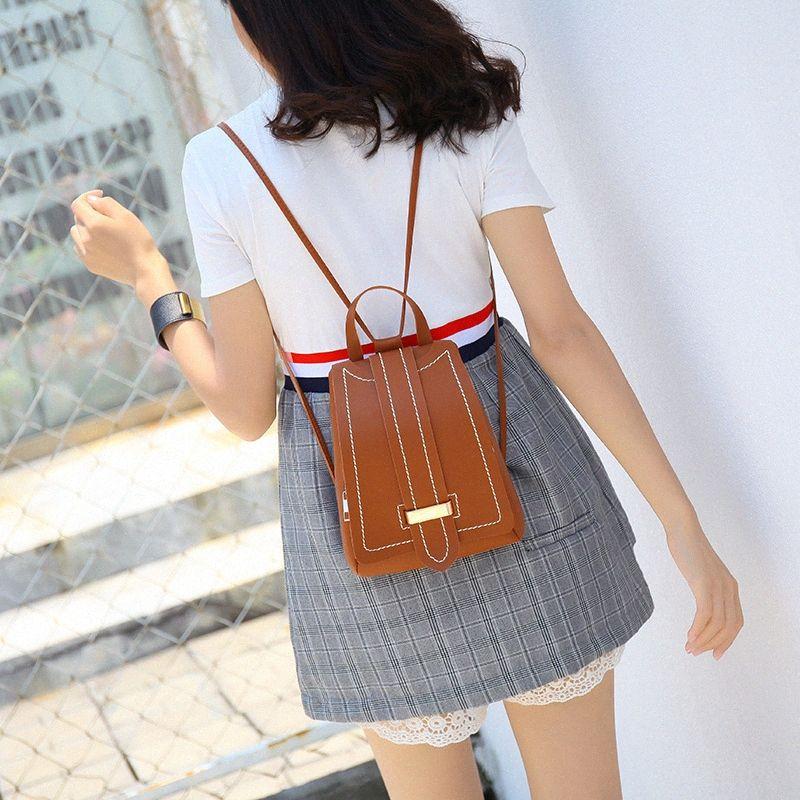al por mayor de moda mochila Mini Mochila un hombro de la mujer bolsa de mensajero llevando pequeña mochila Yoyi #