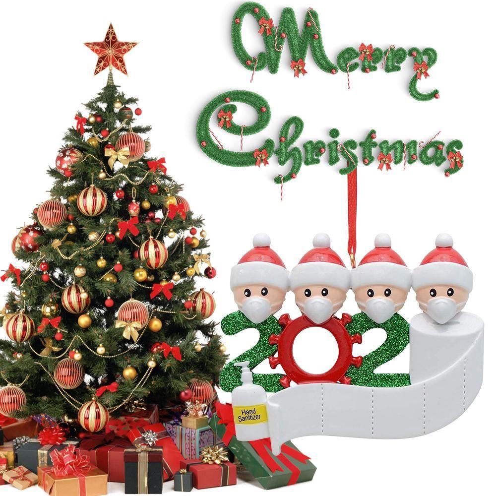 2020 Quarantine Christmas Decorations For Home DIY ...
