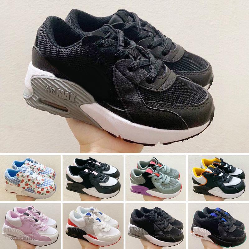 2021 chaussures enfants Chaussures de sport Presto enfants sport de qualité supérieure orthopédique des jeunes enfants Formateurs pour nourrissons Filles chaussures de course Garçons 9 couleurs Taille 24-3