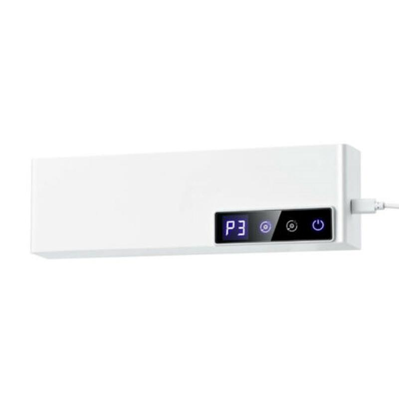 Haushaltsluftreiniger Badezimmer Ozon-Luft-Deodorizer Haustier-Reinigungs-Start Filter Luftreiniger Ozon-Generator-US-Stecker