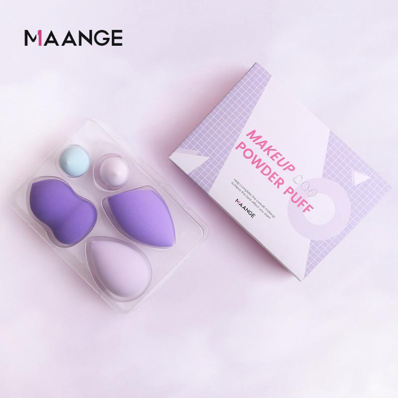 MAANGE Cosmetic Puff Powder Puff Smooth Women's Makeup Foundation Sponge Beauty To Make Up Tools & Accessories Water-drop Shape