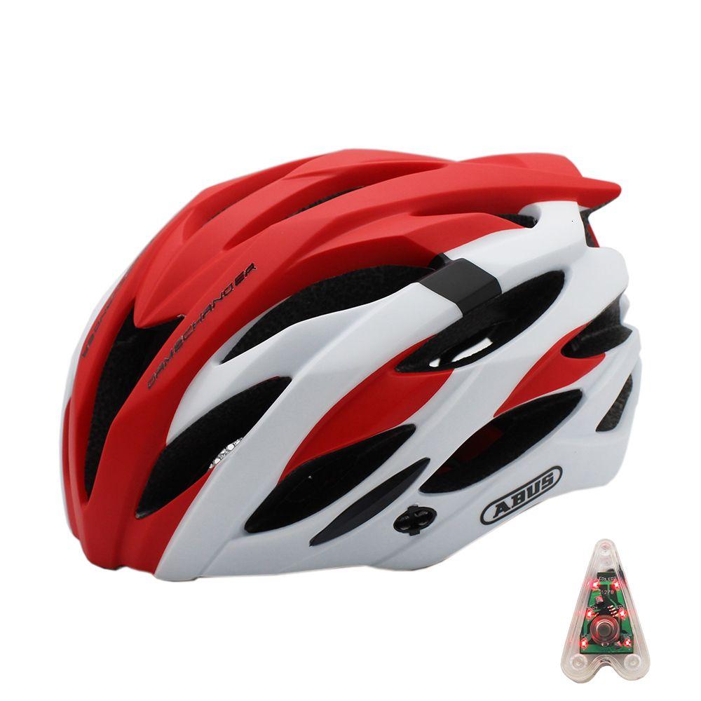 ГОРЯЧАЯ Продажа Ultralight Велоспорт Шлем Taillight Cap Intergrally формованием Mountain Road Bike MTB Каски Каско де equitación
