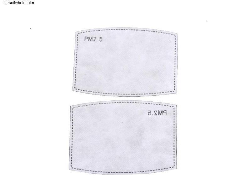 Замена Fliter Safe дышащий Пыль Оригинал лица Рот 3layer РМ2,5 Activate Угольный фильтр Сменная маска Comfort