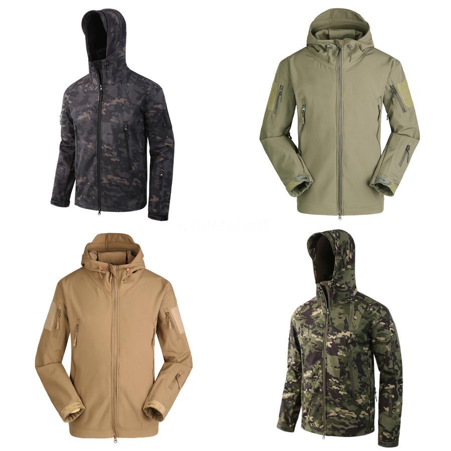 Мужские куртки Basic Style Причинная Спортивный зал с капюшоном Outwear куртка ветровка Осеннее пальто Tops # 794