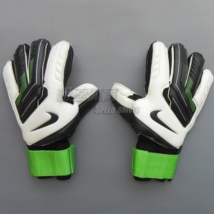 U1BrP Professional и латексные перчатки вратаря с пальцем сторожевой съемным голкипера перчаткой утолщенной латексной 4мм