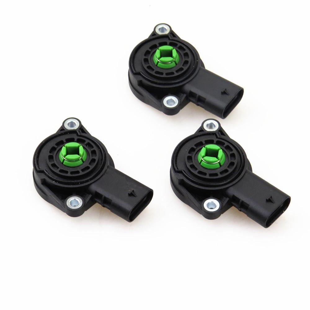 TUKE Qty3 Air Intake Manifold Swing Angle Sensor 07L907386A 07L 907 386 For Q5 A3 A4 A6 Seat Exeo VW CC Beetle Sharan Passat B6