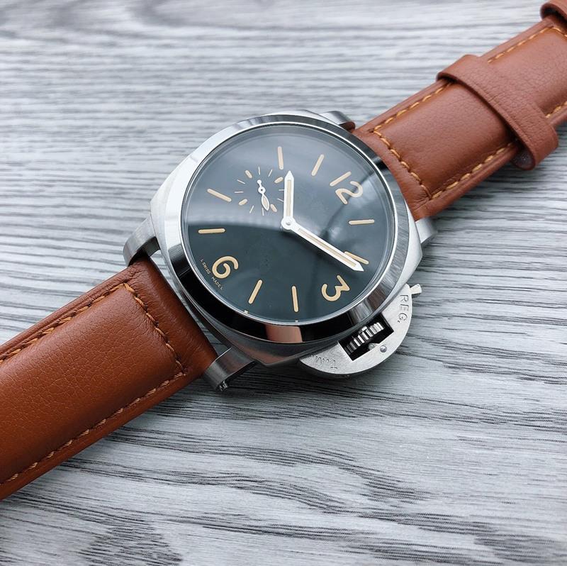 dos homens Relógios PAM00422 relógio Movimento 46MM automática para o Homem Automático Relógios de pulso edição especial wristwatches 2020 nova design1