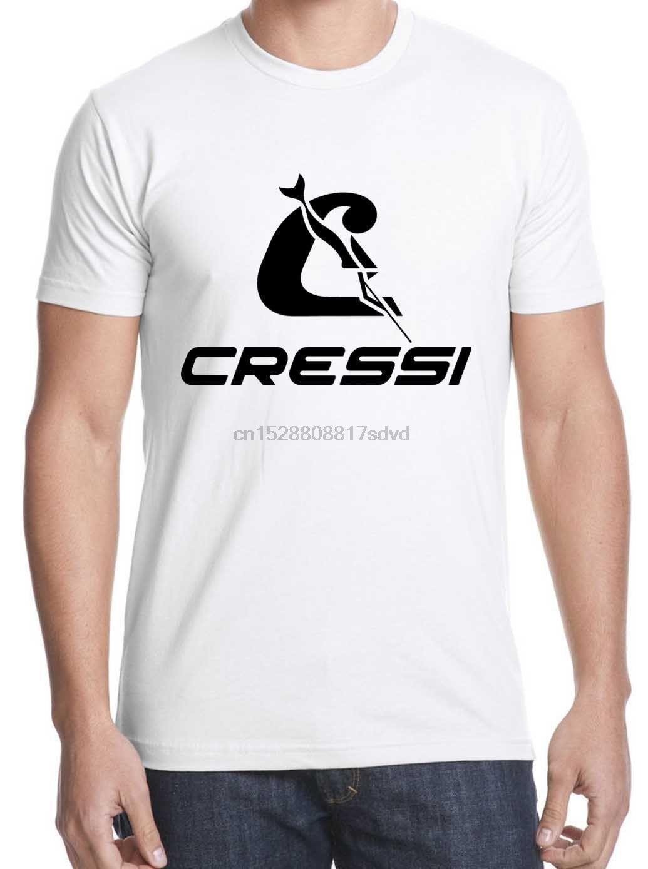NUEVO de buceo Cressi de la empresa T talla de la camiseta S -2XL libre shipingknitted tela cómoda