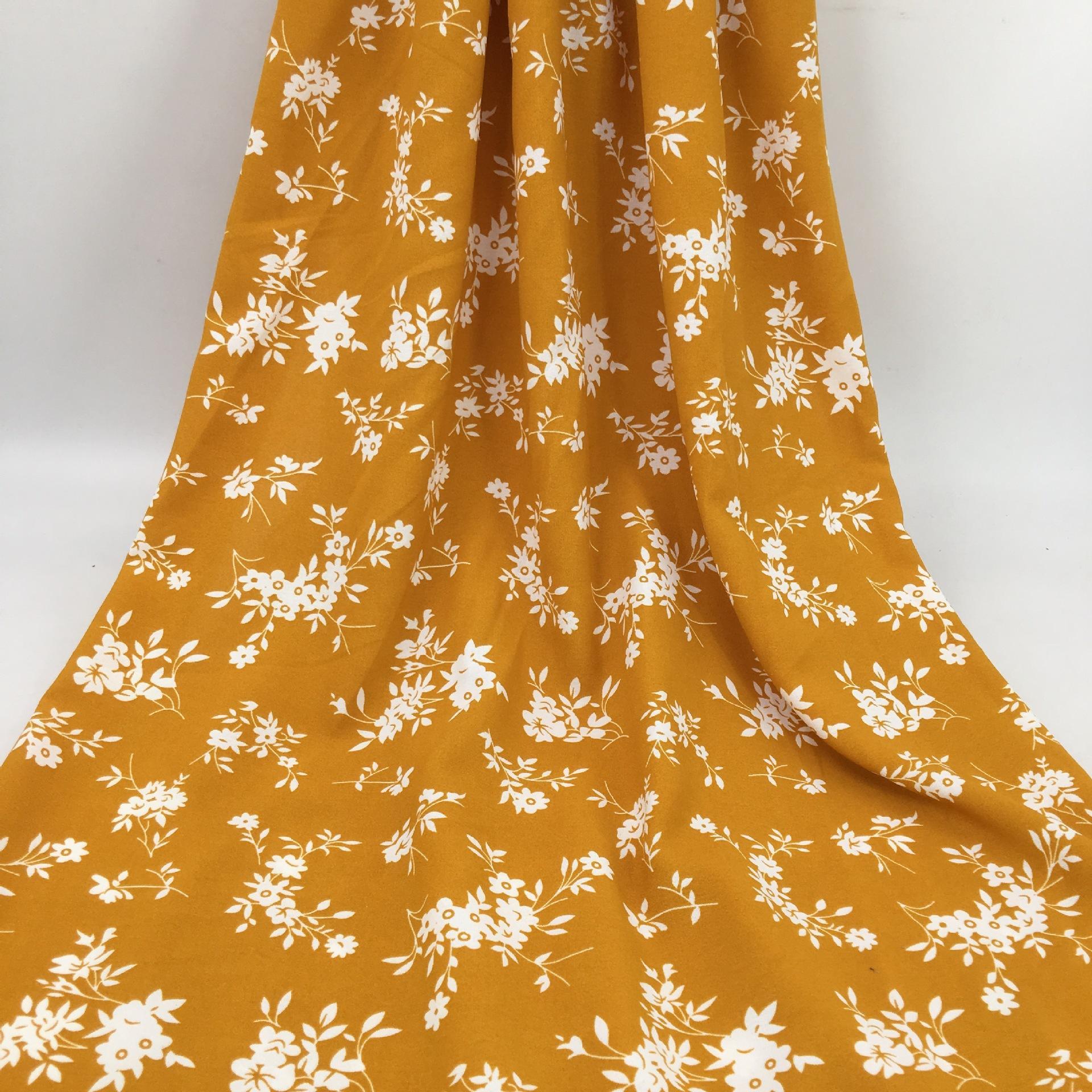 150 centímetros * 100 centímetros Hot Selling Recomendado New Viscose Fibra Grosso padrão de impressão Única Camada Mulheres Impermeável de Tecido