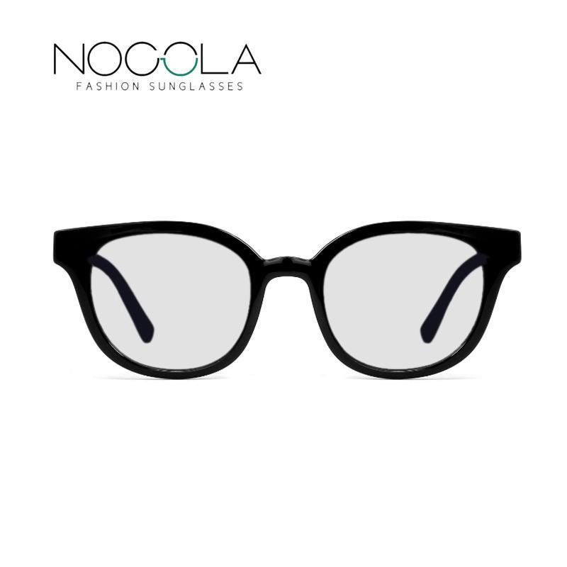 Новый круглый бренд старинные солнечные леди солнцезащитные очки дизайнерские очки инъекционные ацетат женщины для 94713B PTGTD