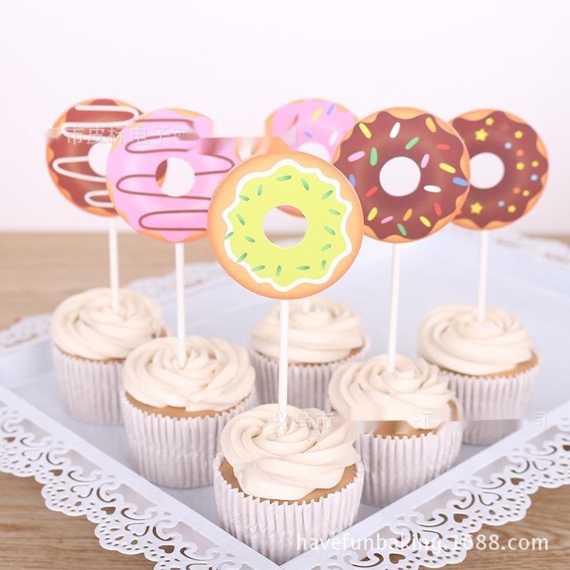 mesa estrela Baking rosquinha Baking chocolate donut decoração da estrela sobremesa mesa de sobremesa Bolo de chocolate dessertcake decoração zyrnx zyrnx