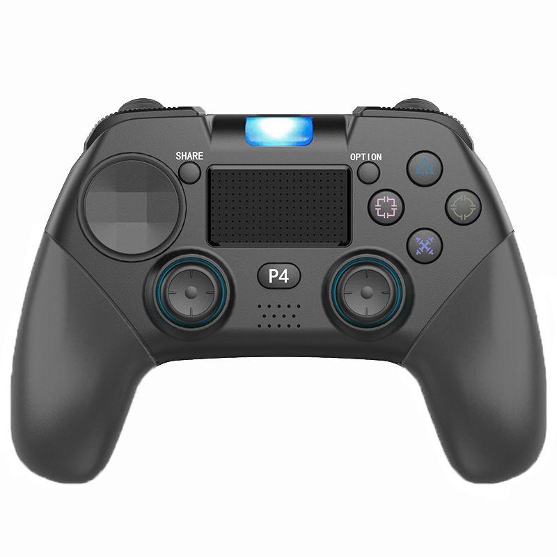 Игровые контроллеры джойстики беспроводной контроллер Bluetooth 4.0 геймпад ПК джойстик с вибрацией сенсорной панели Multi-Function