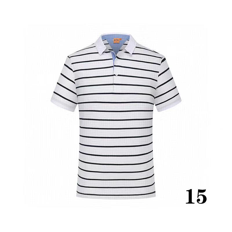 20 -23summer pamuk düz renk yeni stil marka erkek polo en kaliteli lüks satılık 2 erkek polo gömlek fabrikası