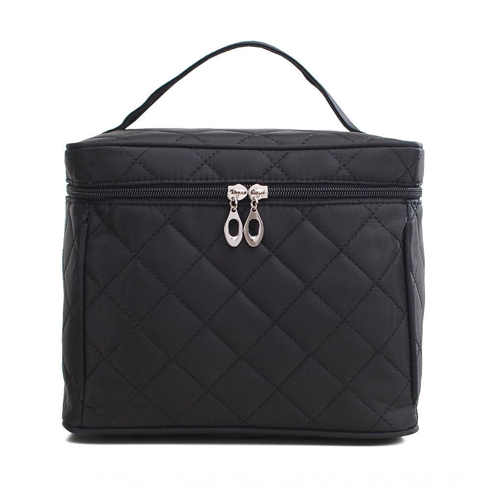 Pieghevole specchio cosmetico Corea stoccaggio cosmetici bagstyle grande capacità di lavaggio multifunzionale di corsa del sacchetto di immagazzinaggio sacchetto impermeabile 1v7y3