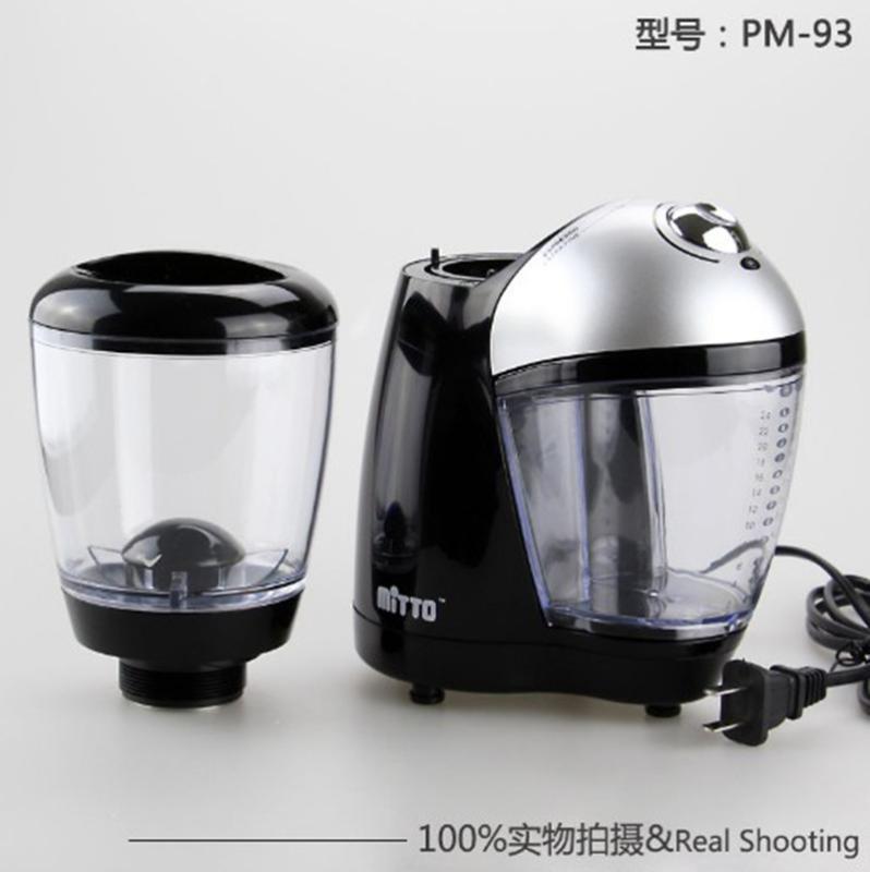 Moinho de farinha semi-automática do moedor de café comercial Mini feijão Grinder máquina de café
