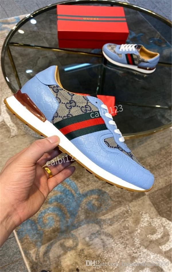 new top version Arena Kanye West casual shoes flat arena folds leather low to help men's and women's fashion shoes zm200610