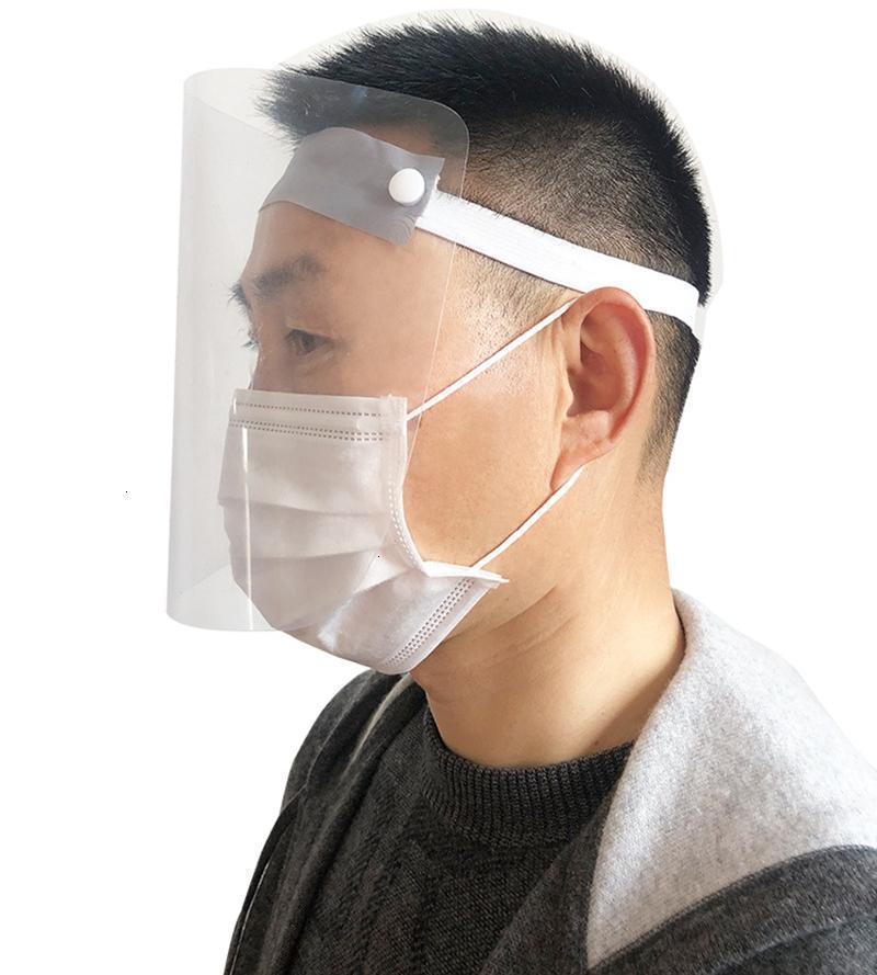 en stock Masque de protection anti-poussière adulte couverture Bouclier transparent Masques anti-poussière Integral respirateurs Mma3368-b