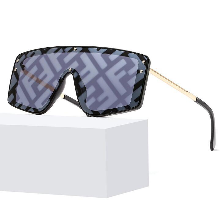 2020 yeni Siyam FF eğilim kutusu büyük bir kutu bir mercek kadın ve erkek güneş gözlüğü