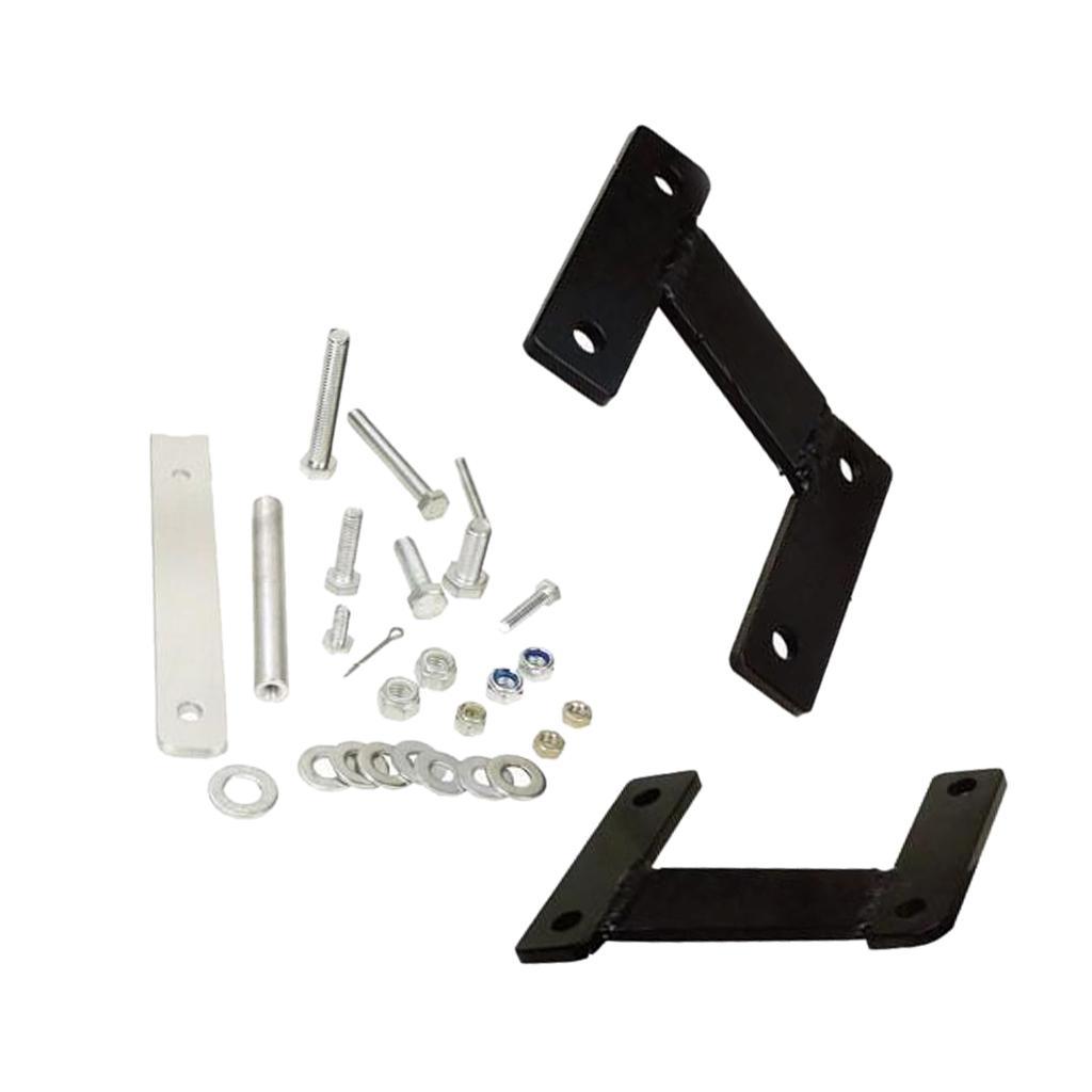 """3 \"""" Kit de extensiones de control delantero para Honda Shadow Spirit 1100 VT1100C"""