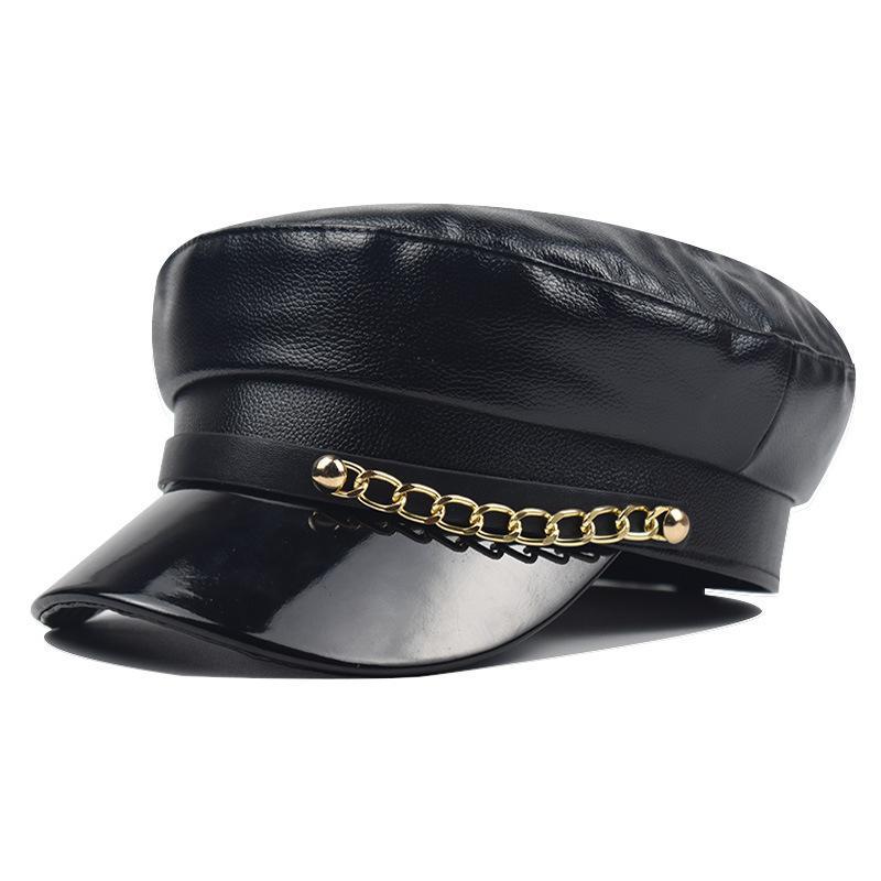 Autumn Winter Hats for Women Solid Plain Octagonal Newsboy Cap Men Ladies Casual Wool Hat Winter Beret Women Painter Cap 0009