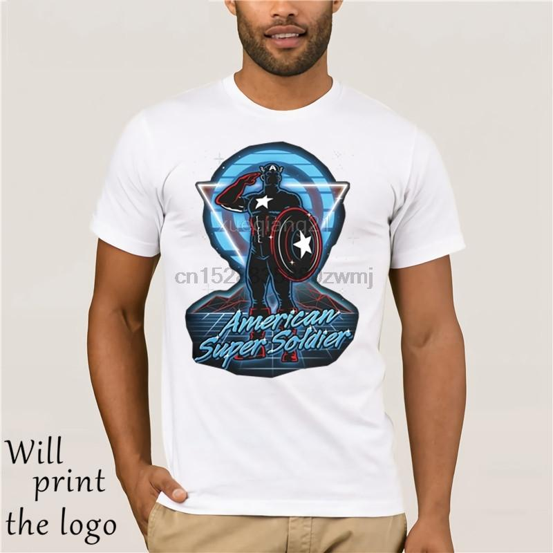 Soldado retro - Camiseta de los hombres