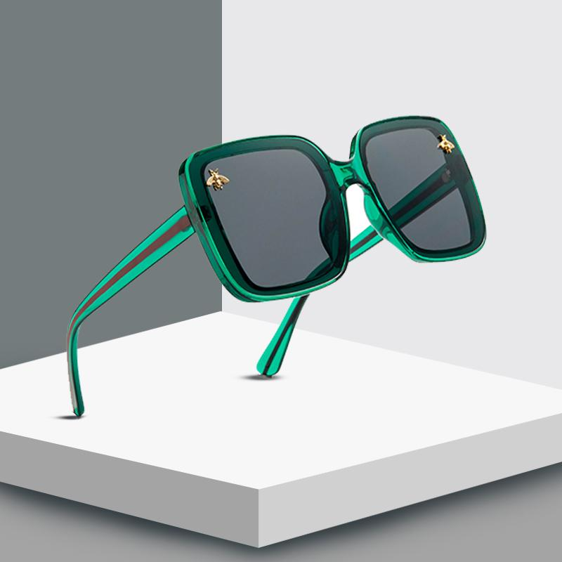 Occhiali da sole vintage Sunglasses Quadrato Shades Ape 2020 Occhiali Occhiali Donna Telaio MXDMY Designer Designer Uomo Vintage Moda Oculos MWSVB