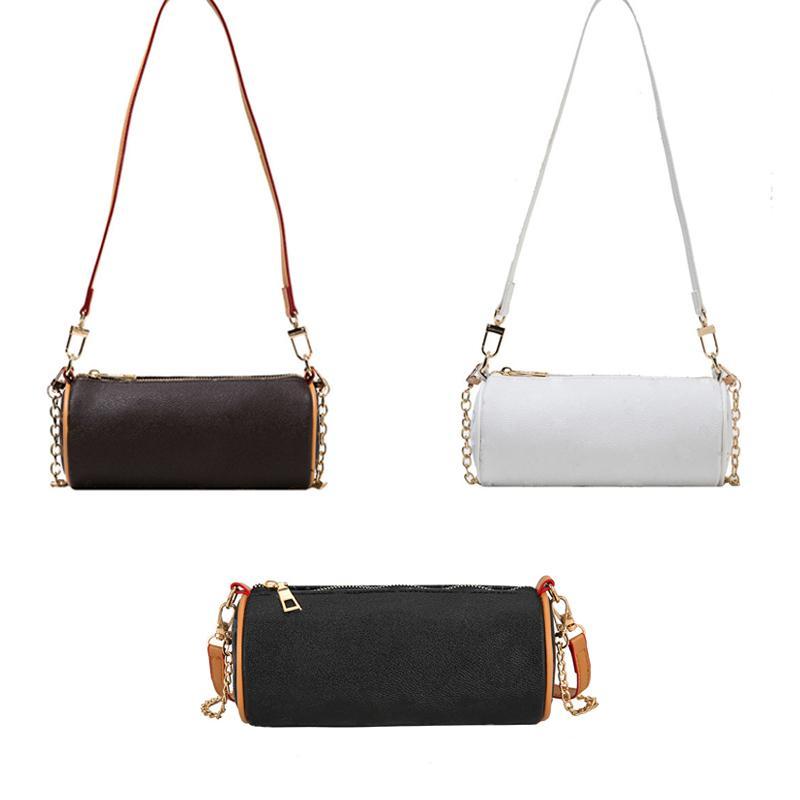 Mulheres sacos de ombro saco balde famosos designer bolsas de marca de flores de alta qualidade de impressão cruz bolsa saco de corpo
