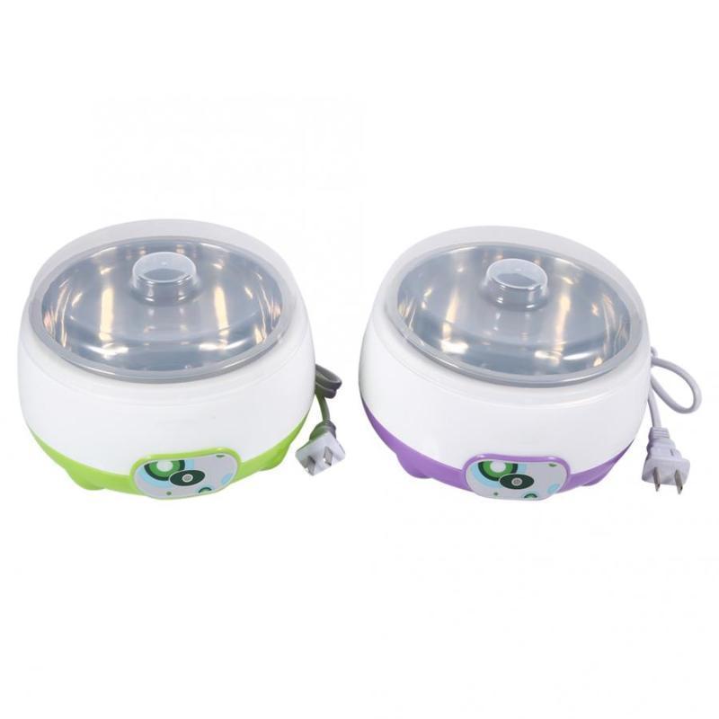 Elettrodomestici da cucina yogurt macchina fai da te 1L automatico in acciaio inox Liner Fare Yogurt casa fai da te Container