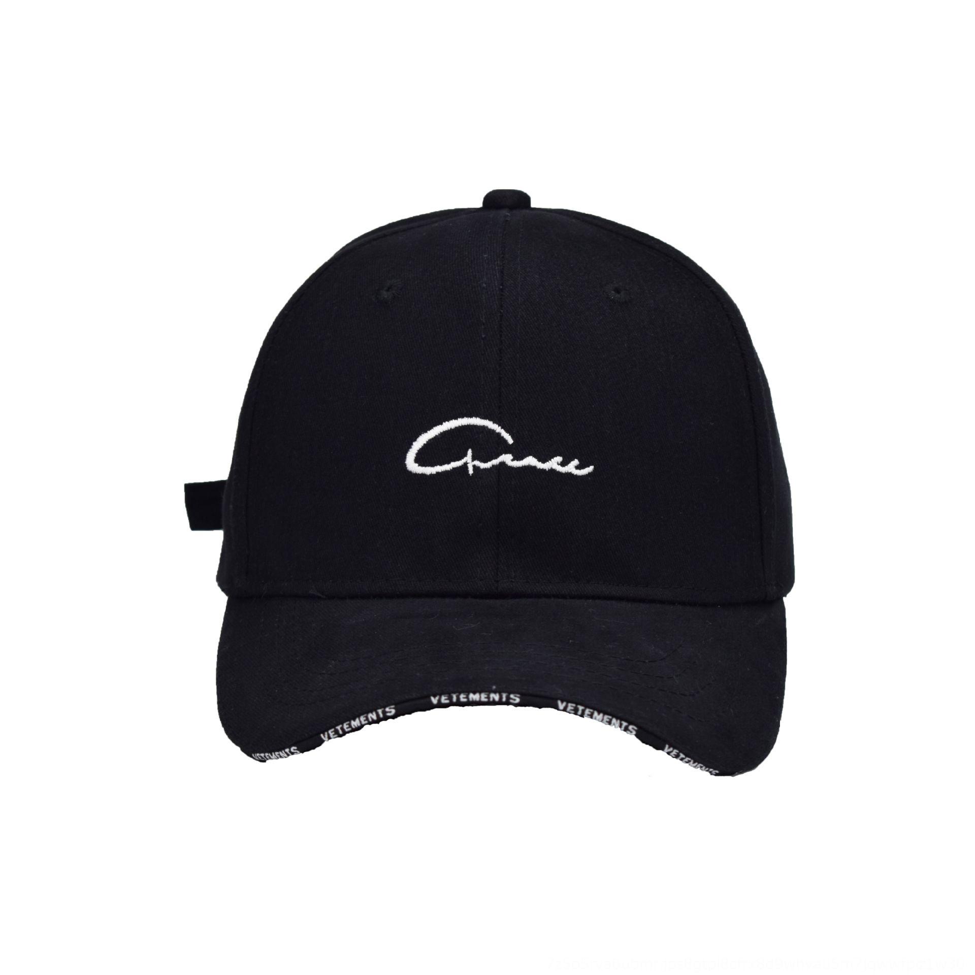 PVGZi лето песок шляпа Корейский Остроконечные стиль бейсбол достиг пика буквы вышиты C бейсболка пара крышка ВС-затенения женщина