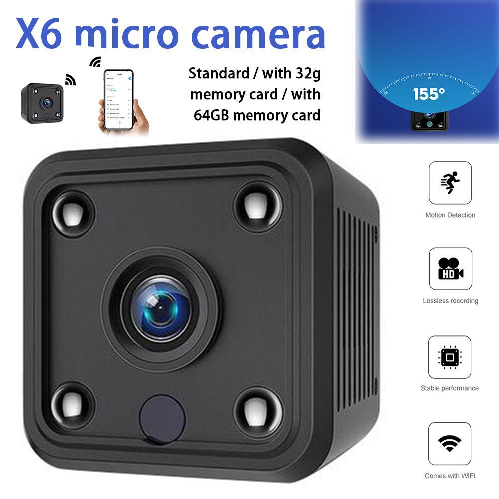 1080P HD Wifi Mini ip camera outdoor Secret Micro Camera Camcorder Voice Video Recorder security hd wireless Mini Camcorders