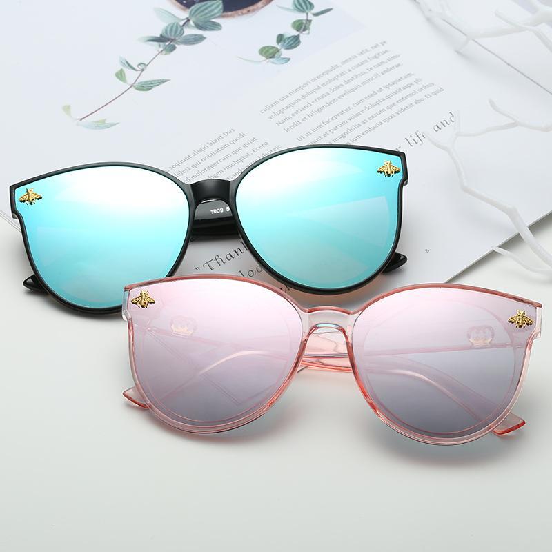 2020 Neue erwachsene Sonnenbrille der große Großhandel Rahmen Mode UV - beständig Gläser Persönlichkeit Sonnenbrillen für Männer und Frauen