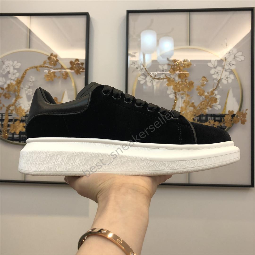 2020 Top Freizeitschuhe Damen Herren Sneaker Beste Leder-Plattform-Schuh-flache Schuhe De Sport Zapatillas Suede Sneakers