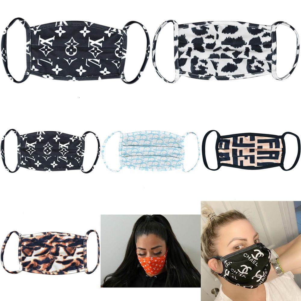 Wiederverwendbare Digitale 5MRY Cotton Schutz Druck Sternen waschbar atmungsaktiv Staubdichtes Masken Anti Smog PM2.5 Schutz für Erwachsene Maske One