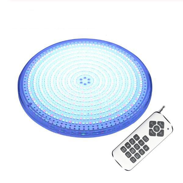 الخيالة اثنين من الأسلاك 12 V LED أضواء تحت الماء RGB PAR56 الراتنج مليئة حمام سباحة ضوء IP68 للماء جدار حمام السباحة مصباح AC12V