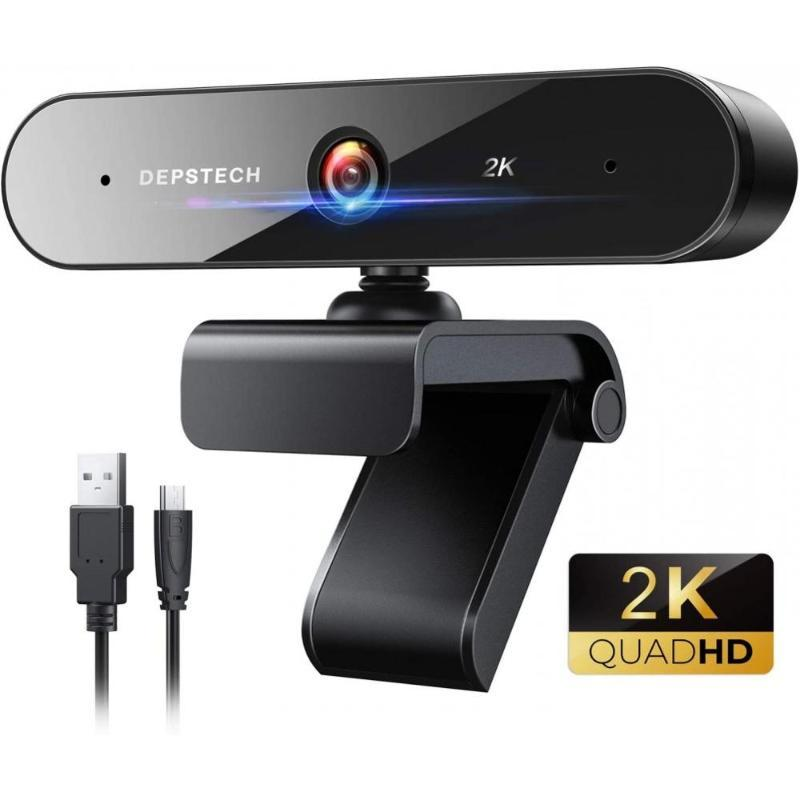 Веб-камера 2k HD веб-камера с микрофоном для компьютера вызова видео ноутбука Записи Интернет USB Авто фокус Веб-камера
