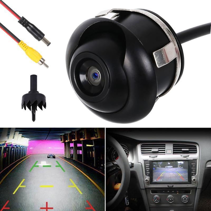 HD Night Vision Car Rear View Camera IP68 Waterproof Auto Rear View Camera Back Reverse Side Reversing Backup