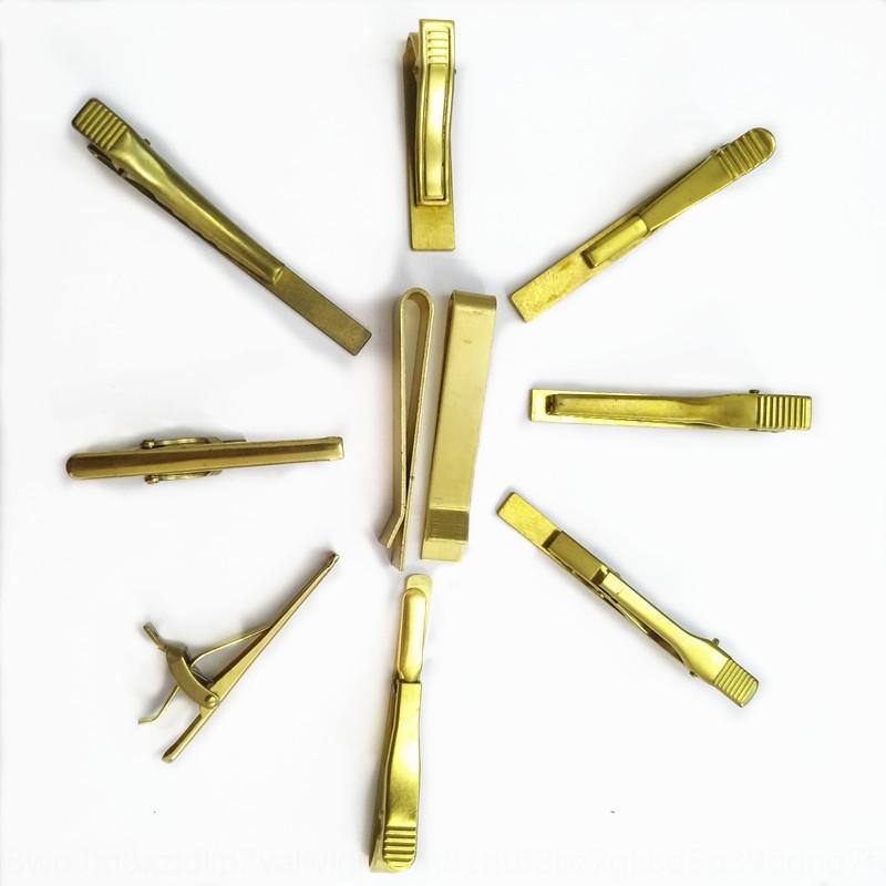 QzTVF embrione accessori di rame della clip clip collare collare vestito di rame accessori di abbigliamento maschile 45mm disponibili