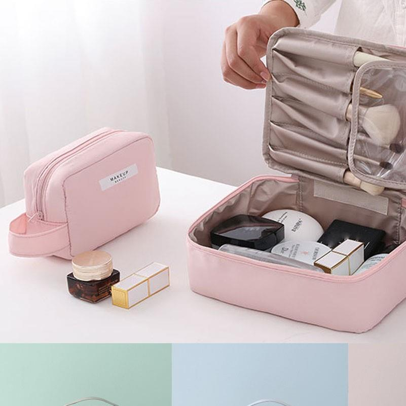 20 bag organizador cosmético sacos de maquiagem cosmética bolsa de personalidade personalidade para cima necesseses fazer moda holdy case mulheres hcikv