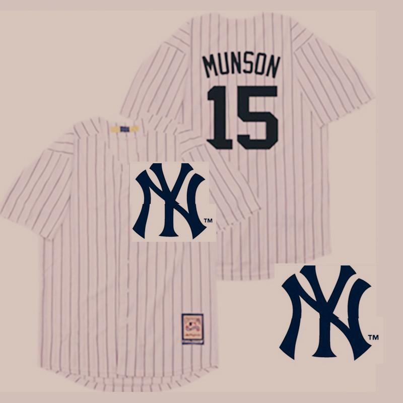 2021 homens do vintage 1951 Baseball 23 Don Mattingly Jersey # 42Mariano Rivera # 45 Gerrit Cole # 99 jerseys juiz