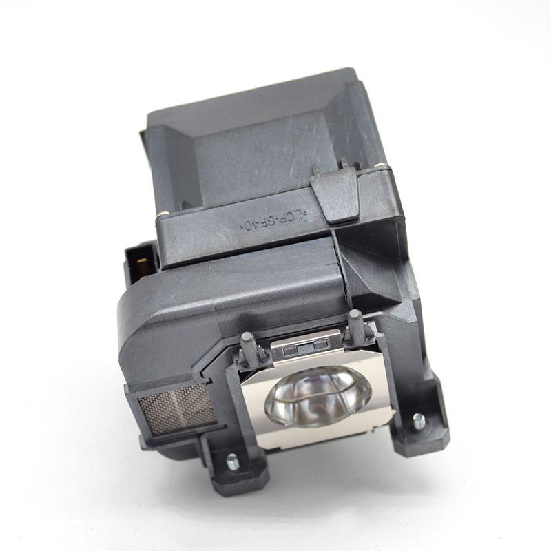 lâmpada do projetor com alojamento da lâmpada ELPLP75 V13H010L75 para EB-1940W EB-1945W EB-1950 EB-1955 EB-1960 EB-1965