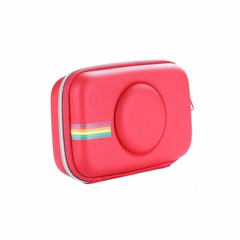 Case For Polaroid Snap & Snap Press Instant Print Digital Camera Red 16w5#