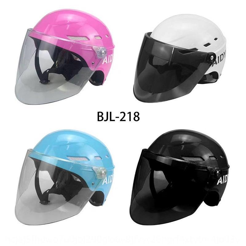 estate casco Four Seasons mezzo casco KZ9k3 di guida auto elettrica moto moto unisex