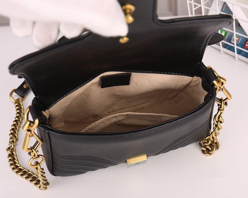Neue Top Mädchenhandtaschen Designer Handtaschen Schulter-hochwertige Cross Body Taschen Mode-Klassiker Taschen