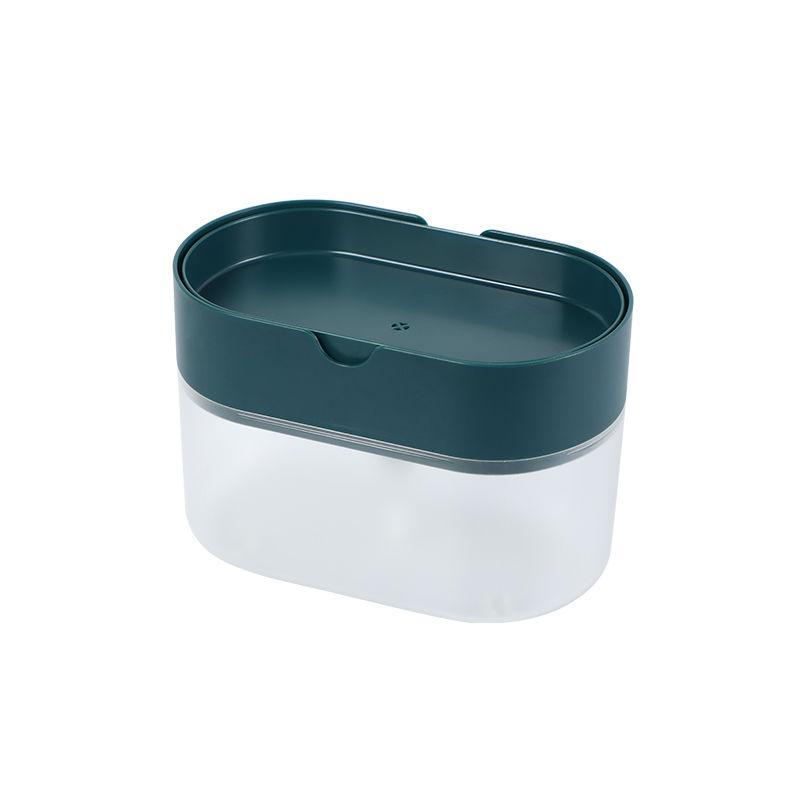 caixa de dispensador de limpeza da caixa da escova de lavar prima de sabão 20200911