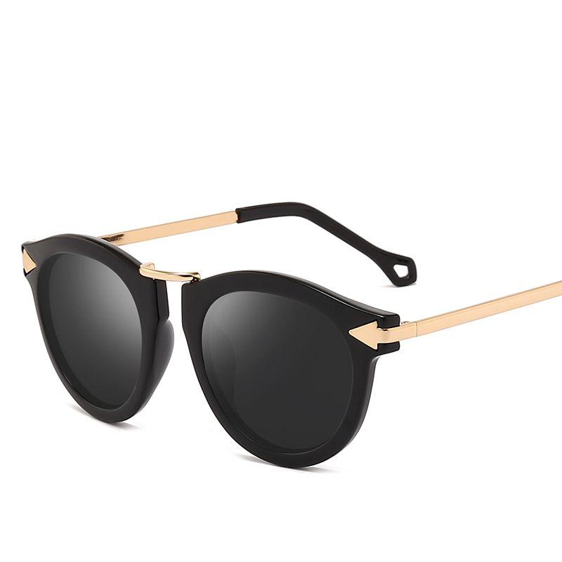 GLAUSA Luxury Авиация Солнцезащитные очки Мужчины площади Leopard Солнцезащитные очки для женщин конструктора тавра высокого качества UV400
