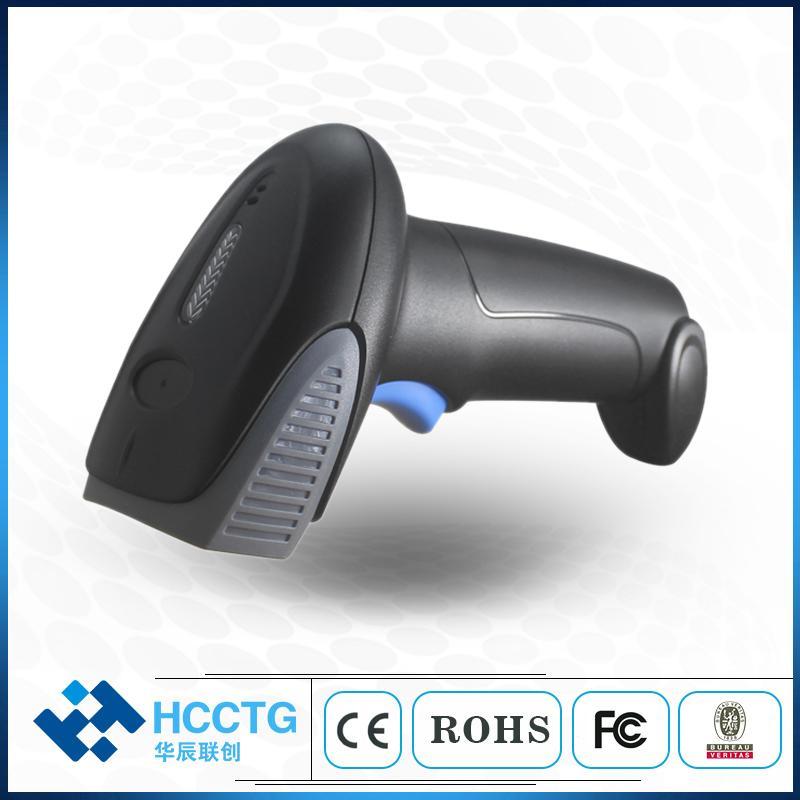 Deux dimensions du scanner sans fil Bluetooth 2D HS-6400